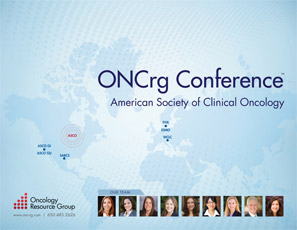 ONCrg Conference Coverage